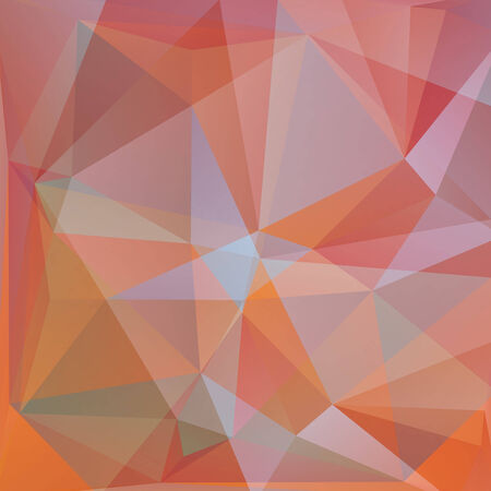 abstract background consisting of triangles Vector