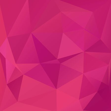 light pink: abstract background consisting of triangles Illustration