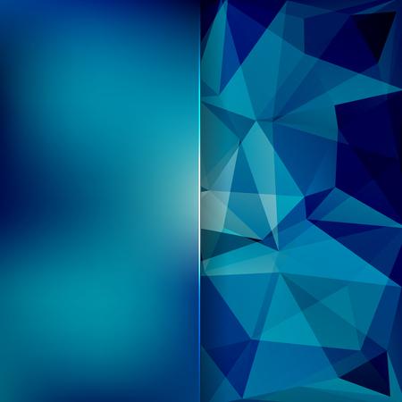 Abstrakten Hintergrund aus Dreiecken Standard-Bild - 38316263