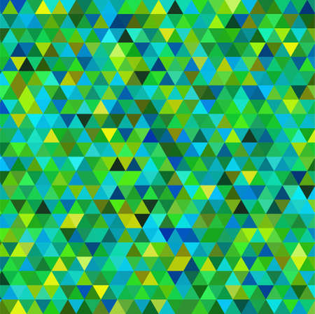 abstract background consisting of geometric shapes, vector Vector