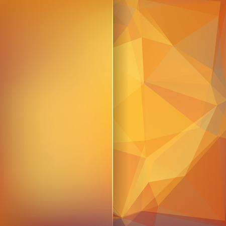 Abstrakten Hintergrund aus Dreiecken Standard-Bild - 39351753