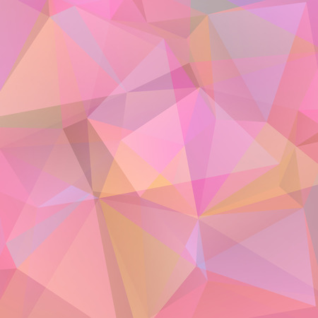 abstract background: abstract background consisting of triangles Illustration