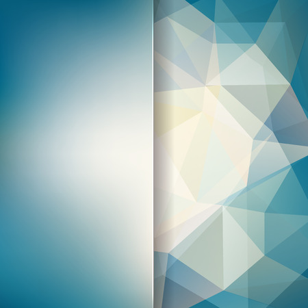 Abstrakten Hintergrund aus Dreiecken Standard-Bild - 39712904