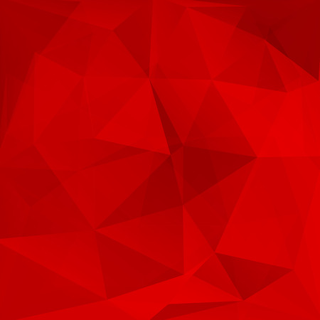 simple background: abstract background consisting of triangles Illustration