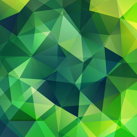 abstract background consisting of triangles 矢量图像