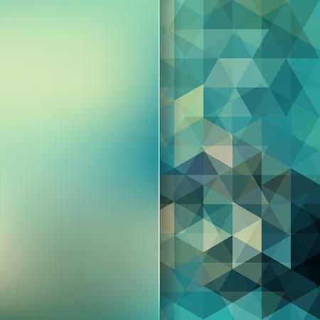Abstrakten Hintergrund aus Dreiecken Standard-Bild - 39926861