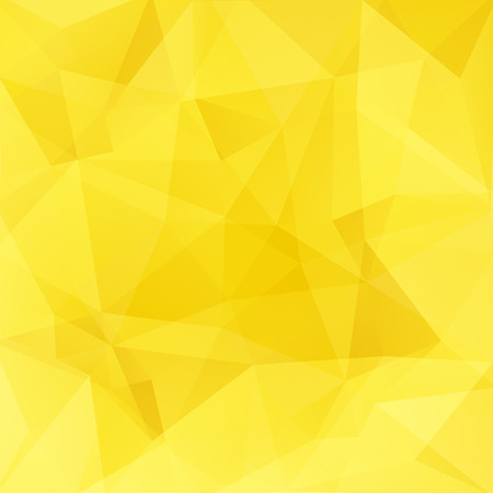 abstract background consisting of triangles Ilustrace
