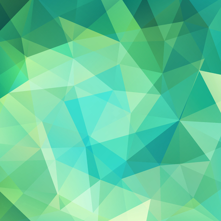 abstract background consisting of triangles Иллюстрация