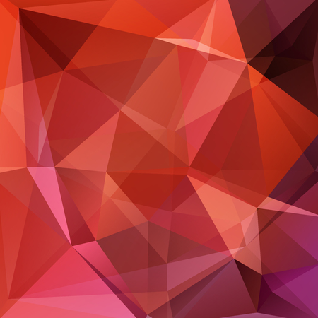 variegated: abstract background consisting of triangles Illustration