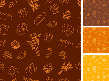 themed: Bakery themed background