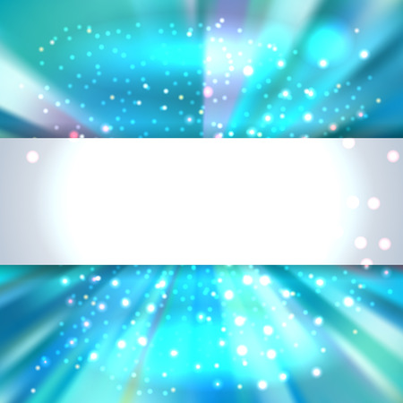 Abstract colorful vector background with place for text Vector