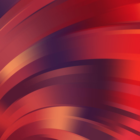 abstract swirls: Colorful smooth light lines background. Vector illustration Illustration
