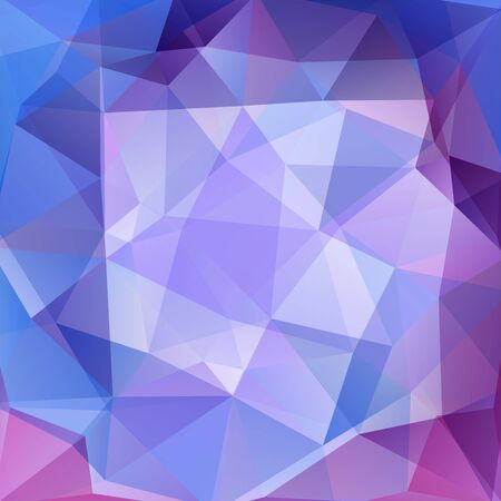 stilish: abstract background consisting of triangles Illustration