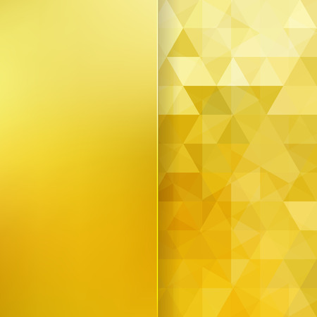 coloured background: abstract background consisting of triangles and matt  glass