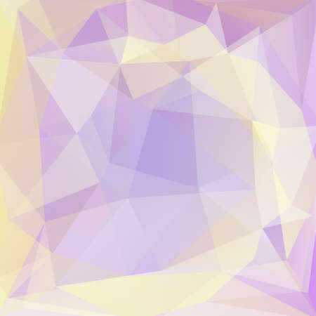 parametric: abstract background consisting of triangles Illustration