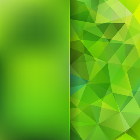 matt: abstract background consisting of triangles and matt  glass
