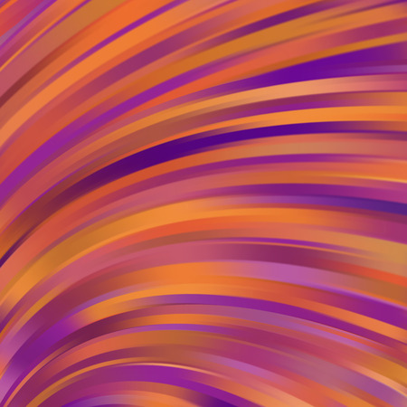 peaceful background: Colorful smooth light lines background. Vector illustration Illustration