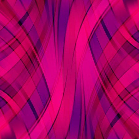 smooth background: Colorful smooth light lines background. Pink, purple colors. Vector illustration