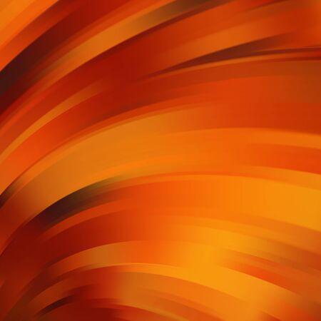 light brown: Colorful smooth light lines background. Orange, brown colors. Vector illustration