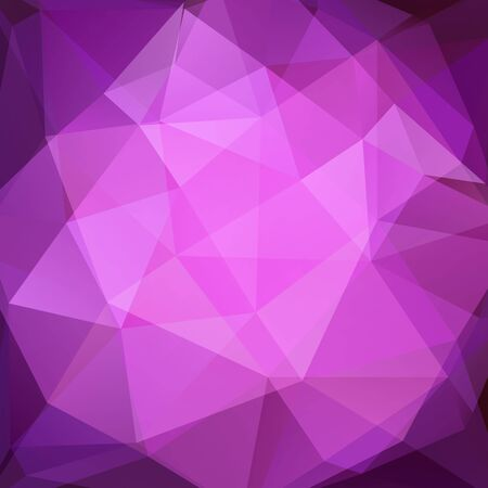 oink: abstract background consisting of oink, purple triangles, vector illustration Illustration