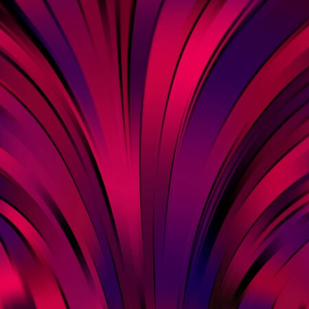 smooth background: Colorful smooth pink, purple, blue lines background. Vector illustration Illustration