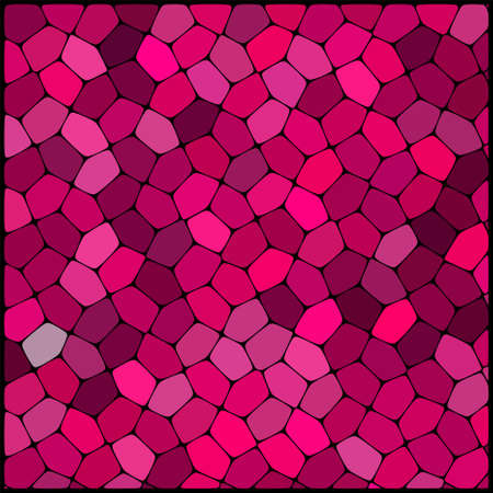 cobble: abstract background consisting of pink, purple geometrical shapes, vector illustration
