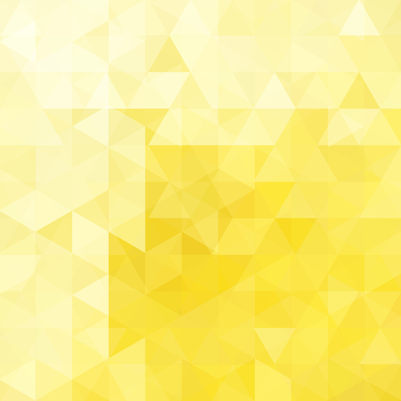 at yellow: abstract background Illustration