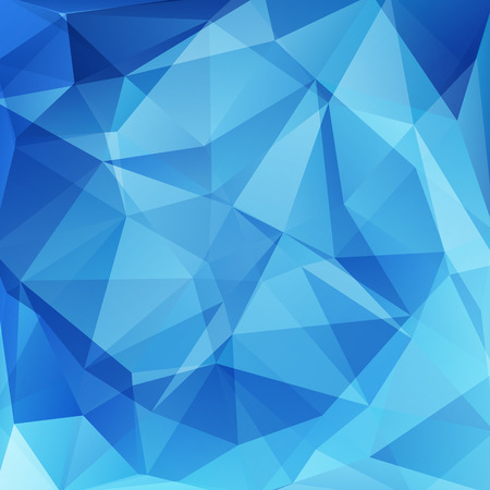 crystals: abstract background Illustration
