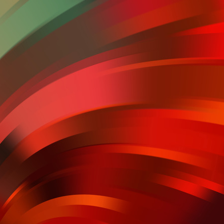 light brown: Colorful smooth light lines background. red, brown colors. Vector illustration Illustration