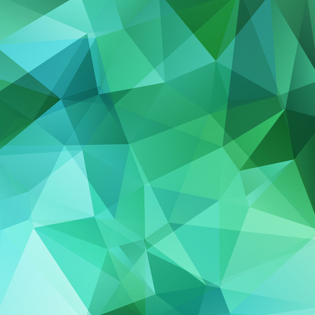 water flow: Abstract mosaic background. Triangle geometric background. Design elements. Vector illustration Illustration