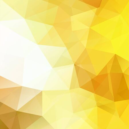 triangle: abstract background consisting of triangles, vector illustration