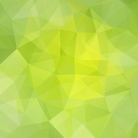 삼각형, 벡터 일러스트 레이 션 이루어진 추상적 인 배경