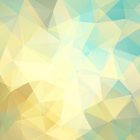추상적 인 배경 삼각형으로 구성, 벡터 일러스트 레이 션 일러스트