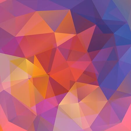Abstract colorful business background. Vector illustration Illustration