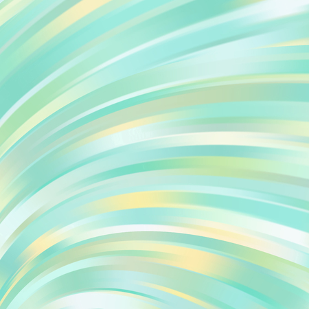 undulation: Colorful smooth light lines background. Light, white, yellow colors. Vector illustration