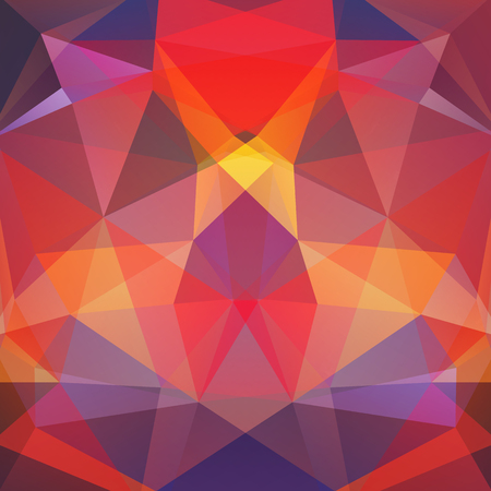 creased: Abstract polygonal vector background. Colorful geometric vector illustration. Creative design template.