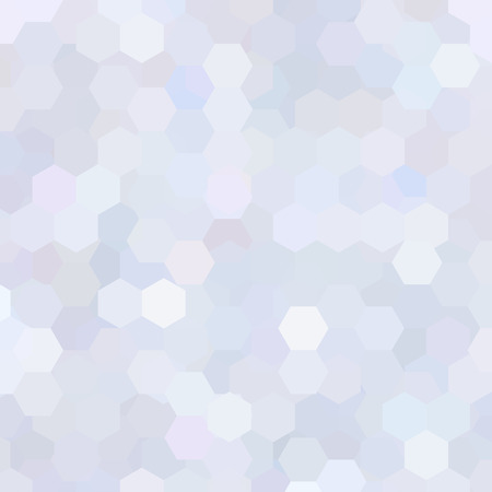 blue violet: Abstract hexagons vector background. Light geometric vector illustration. Creative design template.