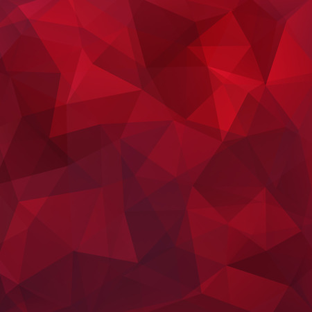 Geometric pattern, polygon triangles vector background in ???? and ???? tones. Illustration pattern