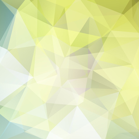 bstract: bstract polygonal vector background. Light geometric vector illustration. Creative design template.