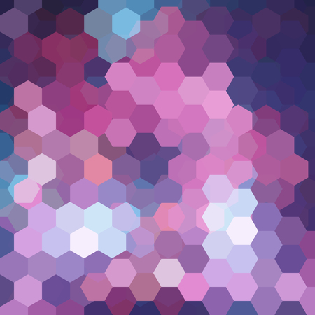 website background: Vector background with hexagons. Can be used in cover design, book design, website background. Vector illustration. Pink, purple, white, violet colors. Illustration