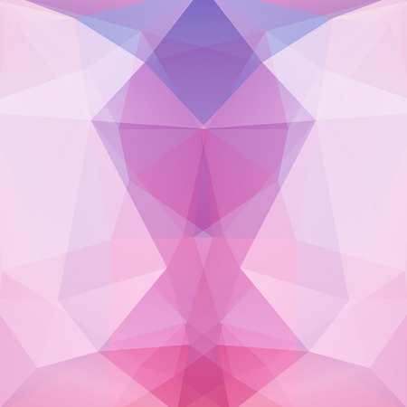 Background made of triangles. Square composition with geometric shapes.
