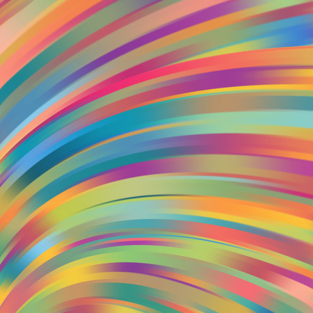 Abstract background with swirl colorful waves. Abstract background design. Illustration