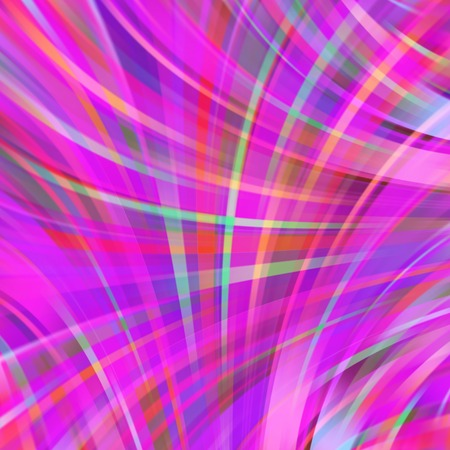Pink smooth light lines background. Pink colors. Vector illustration Illustration