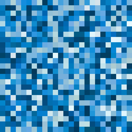 checked: Seamless blue geometric checked pattern. Ideal for printing onto fabric and paper or decoration.