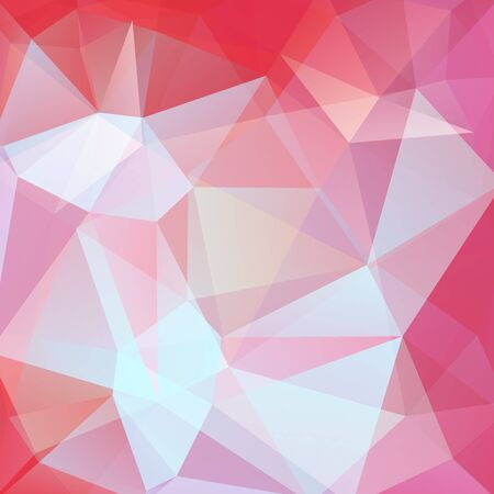 scrunch: Background made of triangles. Square composition with geometric shapes.