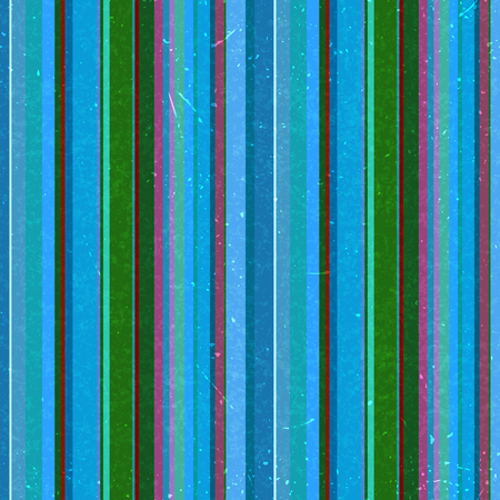Vertical stripes pattern, seamless texture background. Ideal for printing onto fabric and paper or decoration. Green, blue colors.