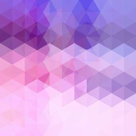 Abstract vector background with triangles. Geometric vector illustration. Creative design template.