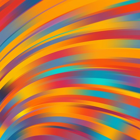 Abstract technology background vector wallpaper. Stock vectors illustration. Yellow, orange, blue colors