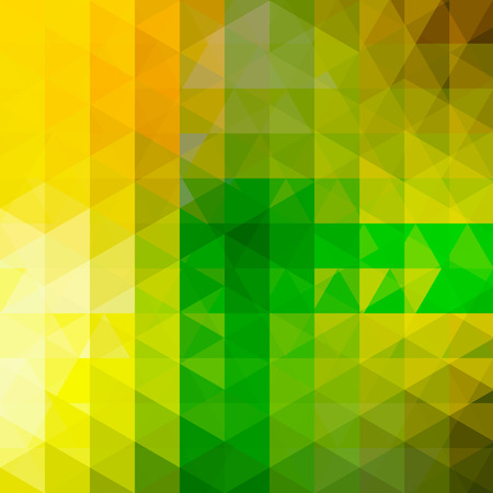 dimensions: Triangle vector background. Illustration