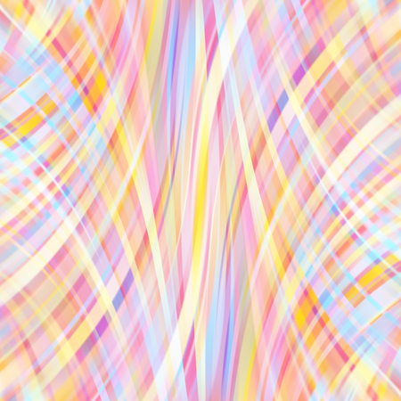 Colorful, smooth light lines background